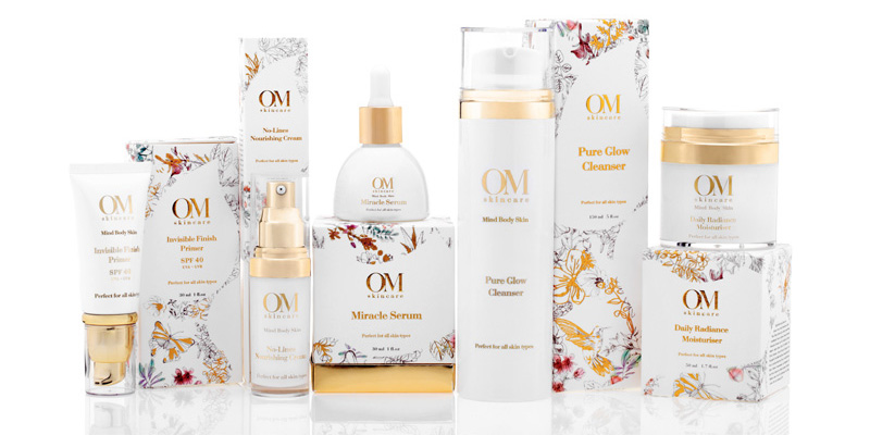 Skincare, Face Products - Om's Story